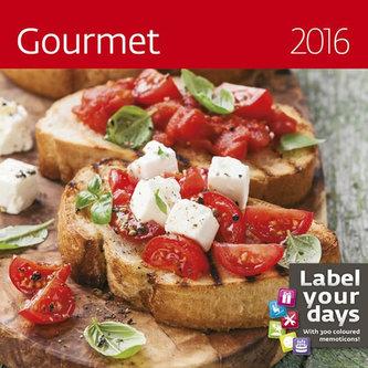 Kalendář nástěnný 2016 - Gourmet