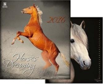 Kalendář nástěnný 2016 - Horses Dreaming/Exklusive