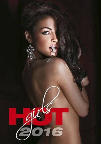Kalendář nástěnný 2016 - Hot Girls