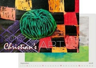 Kalendář nástěnný 2016 - Christian´s Art