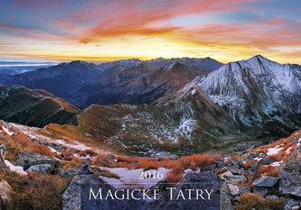 Kalendář nástěnný 2016 - Magické Tatry