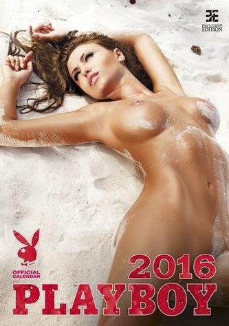 Kalendář nástěnný 2016 - Playboy/Exklusive