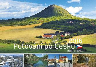 Kalendář nástěnný 2016 - Putování po Česku