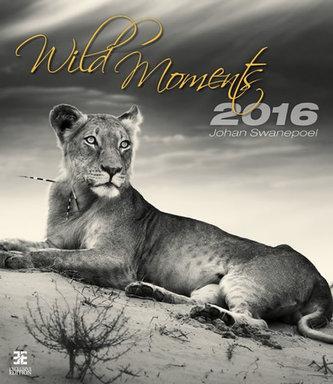 Kalendář nástěnný 2016 - Wild Moments/Exklusive