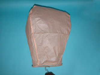 Lampion štěstí 30x75 cm