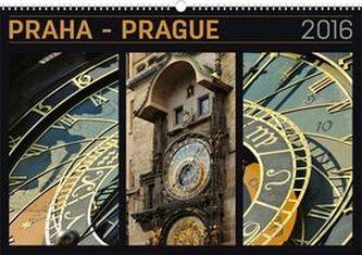 Kalendář 2016 - Praha Exclusive 48 x 33 cm
