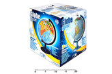 Globus zeměpisný svítící - 250 mm