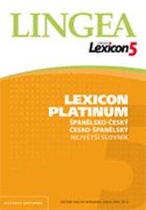 Lexicon 5 Španělský slovník Platinum - DVD