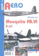 Mosquito FB.VI - 2.díl