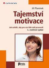 Tajemství motivace - Jak zařídit, aby pro vás lidé rádi pracovali