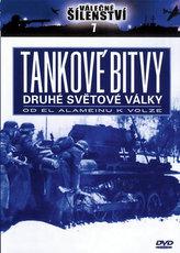 Tankové bitvy 2. světové války - DVD