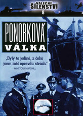 Ponorková válka DVD