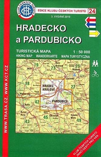KCT 24 - Hradec a Pardubicko