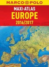 AA Evropa MAXIFORMAT 1 : 750 000