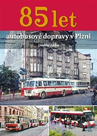 85. výročí autobusové dopravy v Plzni