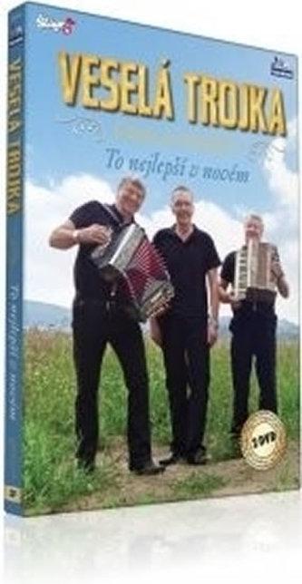 Veselá Trojka - To nejlepší v novém - 2 DVD