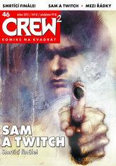 Crew2 - Comicsový magazín 46/2015
