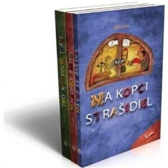 Trilógia dobrodružných románov pre deti  - Brix - Nerušte, prosím! Čítam.
