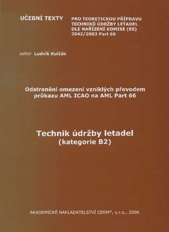 Technik údržby letadel (kategorie B2)