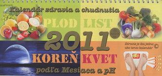 Kalendár zdravia a chudnutia 2011