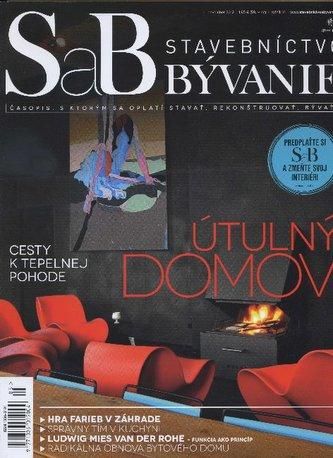 SaB - stavebníctvo, bývanie 10-11/2012