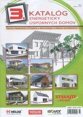 3. katalóg energeticky úsporných domov