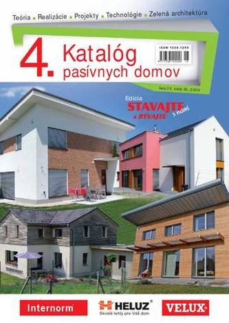 4. Katalóg pasívnych domov