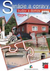 Sanácie a opravy budov a domov