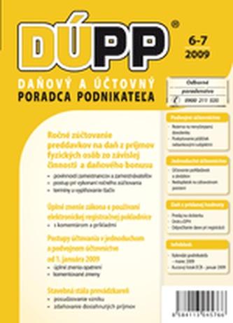 DUPP 6-7/2009