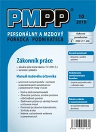 PMPP 10/2010 Zákonník práce