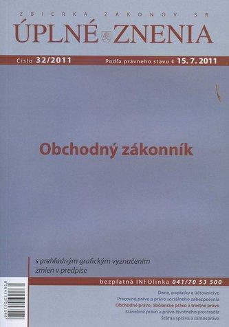 UZZ 32/2011 Obchodný zákonník