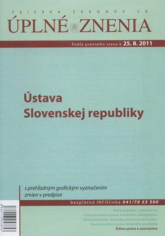 UZZ 2011 Ústava Slovenskej republiky