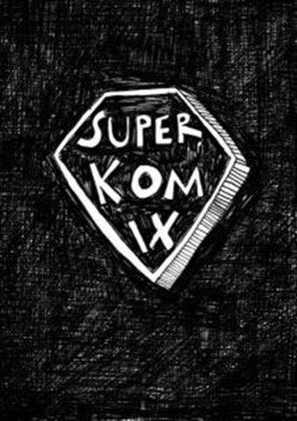 Superkomix - Veronika Kocourková