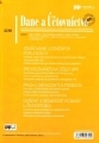 Dane a Účtovníctvo 9/2013