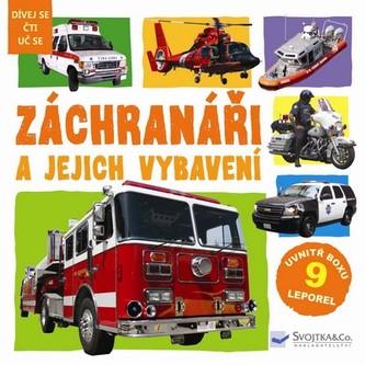 Záchranáři a jejich vybavení - neuveden