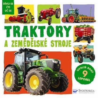 Traktory a zemědělské stroje - neuveden