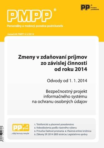 PMPP 4-5/2014 Zmeny v zdaňovaní príjmov zo závislej činnosti od roku 2014