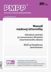 PMPP 8/2014 Manuál mzdovej účtovníčky