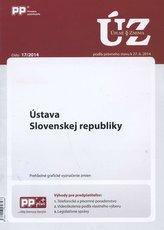 ÚZZ 17/2014  Ústava Slovenskej republiky