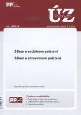 UZZ 19/2014 Zákon o sociálnom poistení