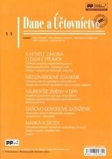 Dane a účtovníctvo 11/2014