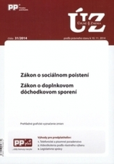 UZZ 31/2014 Zákon o sociálnom poistení