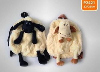 Baťůžek ovečka