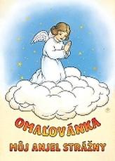 Omaľovanka - Môj anjel strážny