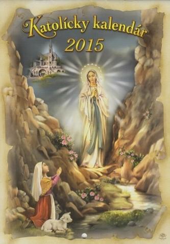Katolícky kalendár 2015 nástenný