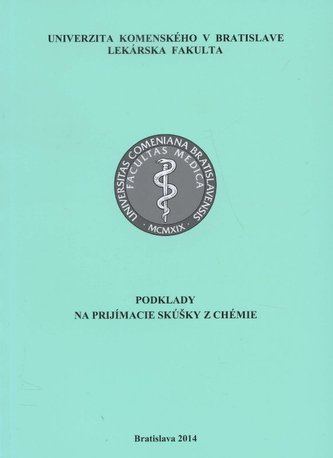 Podklady na prijímacie skúšky z chémie