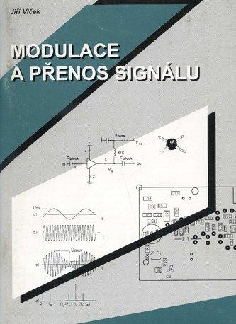 Modulace a přenos signálu