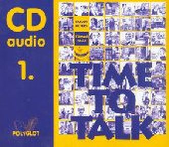 Time to Talk 1. - CD audio - Tomáš Gráf
