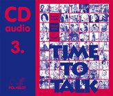 Time to Talk 3. - CD Audio