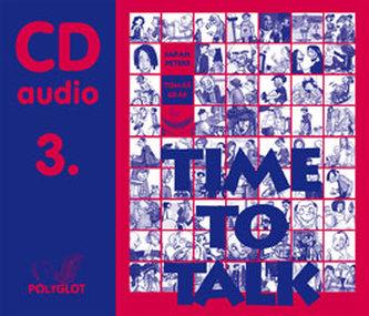 Polyglot - Time to Talk 3. - CD Audio